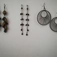 Отдается в дар Бижутерия: серьги, браслеты, кулоны