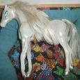 Отдается в дар Лошадь для кукол типа Барби