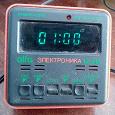 Отдается в дар Часы электронные alfa Электроника 12-41а