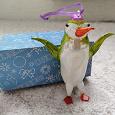 Отдается в дар Пингвин