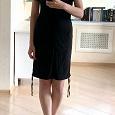 Отдается в дар Чёрное платье 42 размера