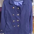 Отдается в дар Новое пальто-пиджак 42