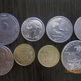 Отдается в дар Разные монеты в одни руки