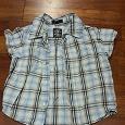 Отдается в дар Рубашка летняя на мальчика H&M 98