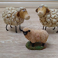 Отдается в дар Статуэтки овечки