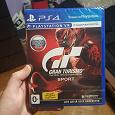 Отдается в дар Игра Gran Turismo Sport для PS4