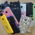 Отдается в дар Чехлы на телефон Xiaomi Redmi 4X