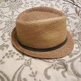 Отдается в дар шляпа на лето.