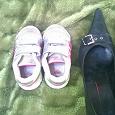 Отдается в дар Детские кроссовки