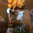 Отдается в дар Игрушки фигурки из Киндеров — животные