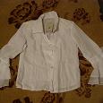 Отдается в дар Школьные белые блузки.