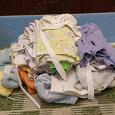 Отдается в дар Одежда для новорожденного