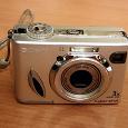 Отдается в дар Фотоаппарат SONY DSC-W7