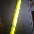 Отдается в дар маркер желтый