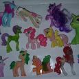 Отдается в дар Коллекция пони и единорожек