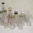 Отдается в дар стеклянные бутылки