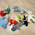 Отдается в дар Мягкие детские игрушки