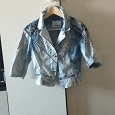 Отдается в дар Джинсовая куртка(пиджак)