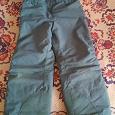 Отдается в дар Теплые штаны 104 размер