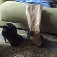 Отдается в дар Обувь демисезонная 36 размер.