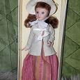 Отдается в дар Фарфоровая кукла «Дамы эпохи»