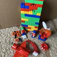Отдается в дар Детальки крупного Лего