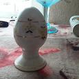 Отдается в дар пасхальное яичко