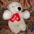 Отдается в дар Медведи Coca-Cola