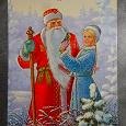 Отдается в дар Открытки 'зимние' (60 — 80-е)