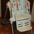 Отдается в дар Детский стульчик Chicco