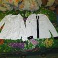 Отдается в дар Две блузы 42 — 44 размера