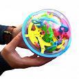 Отдается в дар интеллектуальный шар лабиринт 3D-