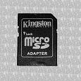 Отдается в дар Микро SD-адаптер