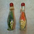 Отдается в дар интерьерные бутылочки