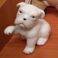 Отдается в дар статуэтка собачка