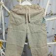 Отдается в дар Летние брюки для мальчика 86 размер