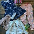 Отдается в дар Вещи для девочки 3-5 лет