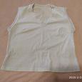 Отдается в дар Летняя блуза (48-50 размер)