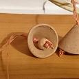 Отдается в дар Колокольчики глиняные