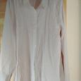 Отдается в дар Абсолютно новая белая женская рубашка XLразмер