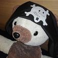 Отдается в дар Детская бондана, пиратская и накладка на глаз