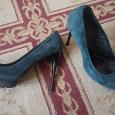 Отдается в дар Шикарные туфли 39 размер