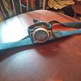 Отдается в дар Пульсомер нагрудный ремень+часы, аналог ISport W11
