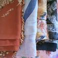 Отдается в дар легкие шарфики