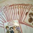 Отдается в дар Коллекционные журналы от фарфоровых кукол.