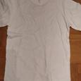Отдается в дар Базовая белая футболка 42-44