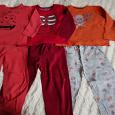 Отдается в дар Пижамы детские 5-6 лет