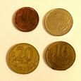 Отдается в дар Монеты Албании из оборота.