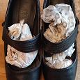 Отдается в дар Туфли 37 размер.
