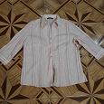 Отдается в дар блузка-рубашка 48-50 р-р